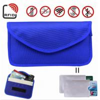 China Car Key Signal Blocker Oxford Case, Keyless Entry Fob Guard Signal Blocking Pouch Bag, Antitheft Lock Devices, WiFi on sale