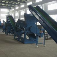 500kg Plastic Washing Machine for Bottle and Scrap PET Flakes Manufactures