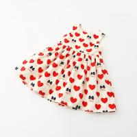 Quality Angou New Summer Girls Dress Tutu Princess Baby Dress Dot girl clothing Casual Party dress for sale
