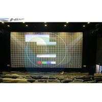 Intelligent Control 3D Cinema System With Dynamic Theater Film, Digital Screen Manufactures