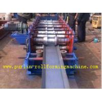 Galvanized Automatic Seamless Gutter Machine , Rain Gutter Roll Forming Machinery Manufactures