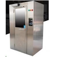 201 Stainless Steel Decontamination Air Shower / Laboratory Air Shower Clean Room Manufactures