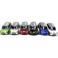China Portable Mini Car Wireless Cell Phone Speakers Micro SD Card / USB With Car Model on sale
