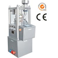 Force Feeder System Lab Tablet Press Machine Pharmaceutical Machinery 650kg Manufactures