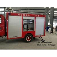 Quality Aluminum Alloy Industrial Motorized Automatic Overhead Roller Shutter Door for sale