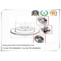 316L Steel Casting Process / TS16949 Lost wax casting Certificate Manufactures