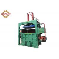 Paper Vertical Strapping Box Binding Machine 7.5KW Power Manual 25 Tons Manufactures
