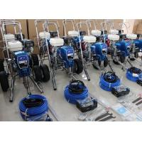 Honda Engine Gas Powered Airless Paint Sprayer For Residential Interior Walls And Ceilings Manufactures