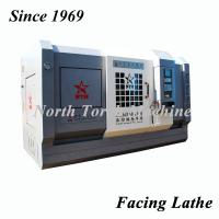 Buy cheap Universal Facing In Lathe Machine For Turning Big Metal Parts Low Noise from wholesalers