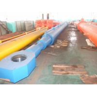 China Plane Rapid Gate Heavy Duty Hydraulic Cylinder Productivity Over 2000t on sale