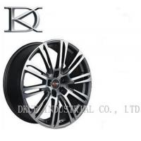 China Custom Truck 16 Alloy Wheels 114.3 / 120 Replacement OEM Wheels Rims on sale