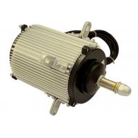 Three Phase Axial Fan Motor Of Class B Or F Insulation , 600RPM To 1650RPM 1100w Manufactures
