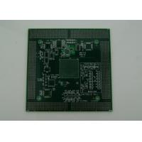 Ball Grid Array / BGA Multilayer PCB Board 2.4mm thick with HASL Finish Manufactures