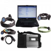 China [UK Ship No Tax] Mercedes Benz SD C5 Star Diagnostic Tools with Panasonic CF52 Laptop & Software Installed Ready to Use on sale