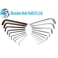 China High Hardness Hex Key Wrench Hexagon Spanner S2 Alloy Tool Steel Custom Design on sale