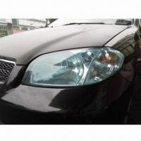 Quality Car Headlight/Tail Light Film, Stretch to Shapes Easily with Heat for sale