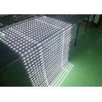 6000 - 7000K Light Diffuse Reflection Light Strip Less Bright 0.2W Per Bulb For Sign Box Manufactures