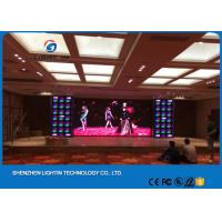 Indoor Media Video Led Full Color Display Screen Wall P3 SMD2121 Energy saving Manufactures