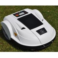 2013 New brushless robot lawn mower with four languages option,robot mower,lawn mower robot,automower Manufactures