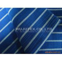 Colorful 100%Cotton Yarn Dyed Fabric, Plain Weave Plus Dobby Stripe With Competitive Price Manufactures