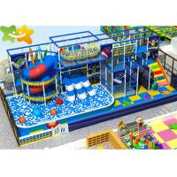 Kids Favorite Indoor Soft Play Area Children Commercial Ball Pit Pool Indoor Playground Manufactures