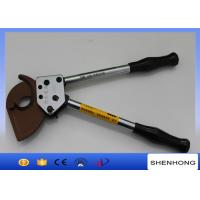 Cutting Tools J13 Ratchet Cable Cutter Used In Overhead Line Consruction Manufactures