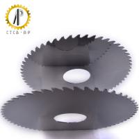 Plastic Cutting Carbide Saw Blade Round Blade Cutter Polished YS2T Manufactures