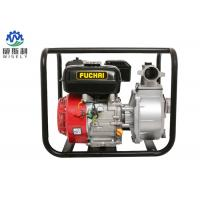 Lightweight Mini Gasoline Water Pump Self - Priming Aluminium Alloy Bodi Material Manufactures