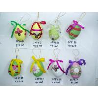 Handmade egg,easter ornaments and gifts,Size:9×6,High quality with competitive price Manufactures