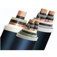 High Voltage Bare Copper YJV Electrical Power Cable Manufactures