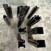Buy cheap OEM customized stainless steel sheet bending profile shaped metal trims from wholesalers