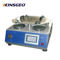 KJ - C001 Martindale Abrasion Testing Machine , Abrasion Testing Equipment for sale