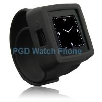 Unique Fashionable Promotional Gift Watches With 4gb Digital Watch Mobile Phone MQ666 Manufactures