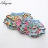 Buy cheap Angou Summer Style Kids Girls Floral Pattern Short Pants Cuffed Leg Cotton from wholesalers