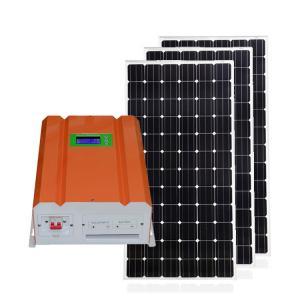 China PV Solar Module Mono Solar Panel Aluminum Profile 200w For Home Equipment on sale