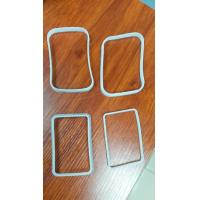 Standard And Custom Molded Square Rectangular Silicone Rubber Sealing Gasket Manufactures