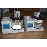 Liquid Material 220V Kinematic Viscometer Temperature RT -150℃ High Precision For 0.02 Manufactures