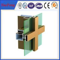 Good Quality Aluminum Frame to Make Doors and Windows from China Factory Manufactures