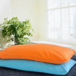 100% cotton pillow case,solid color pillow case,plain color pillowcase,dyed