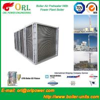 Vertical Electric Boiler Air Preheater In Steam Power Plant Tubular Type Manufactures