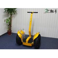 Self Balancing Powerful Off Road Electric Scooters For Adults With Dual Wheel Manufactures
