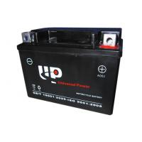 High rate 12v 8ah small motorcycle battery maintenance free YS12-9-BS Manufactures