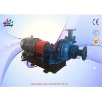 China 3 / 2 C - AH(R) Single Stage Slurry Pump For Metallurgical,Mining And Tailings on sale