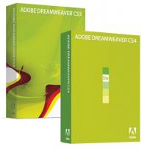 Adobe dreamweaver cs3 retail box Manufactures