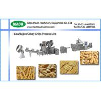 fried corn chips /bugles/ snacks making machine Manufactures