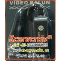 Scarecrow™ VB-PV Passive Video Balun  Transmit Video, Power and Data at once Manufactures