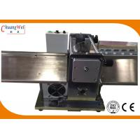 High Speed PCB Depaneling Machine With 9 Pairs Of Blades Cutting LED  Strip for sale