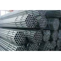 Carbon Steel ERW Steel Pipe ASTM A53 API 5L SCH40 , ISO BV Hollow Steel Tubes Manufactures