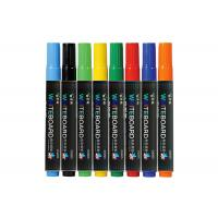 Buy cheap Office School Smart Board Accessories / Glass Board Markers Low Odor from wholesalers