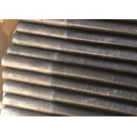China High Frequency Welded Finned Tube 3 - 12m Length 10 - 168 Mm Bare Tube OD on sale